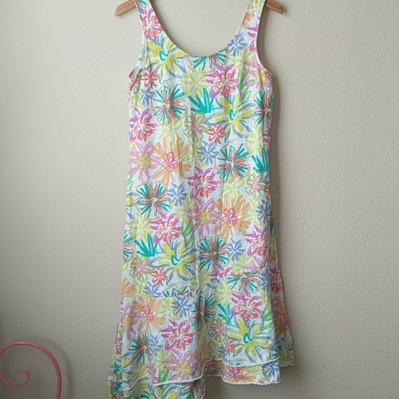 fresh produce Dresses & Skirts - Fresh Produce Floral Summer Dress, L